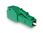 Singlemode LC/APC Fiber Optic Attenuator